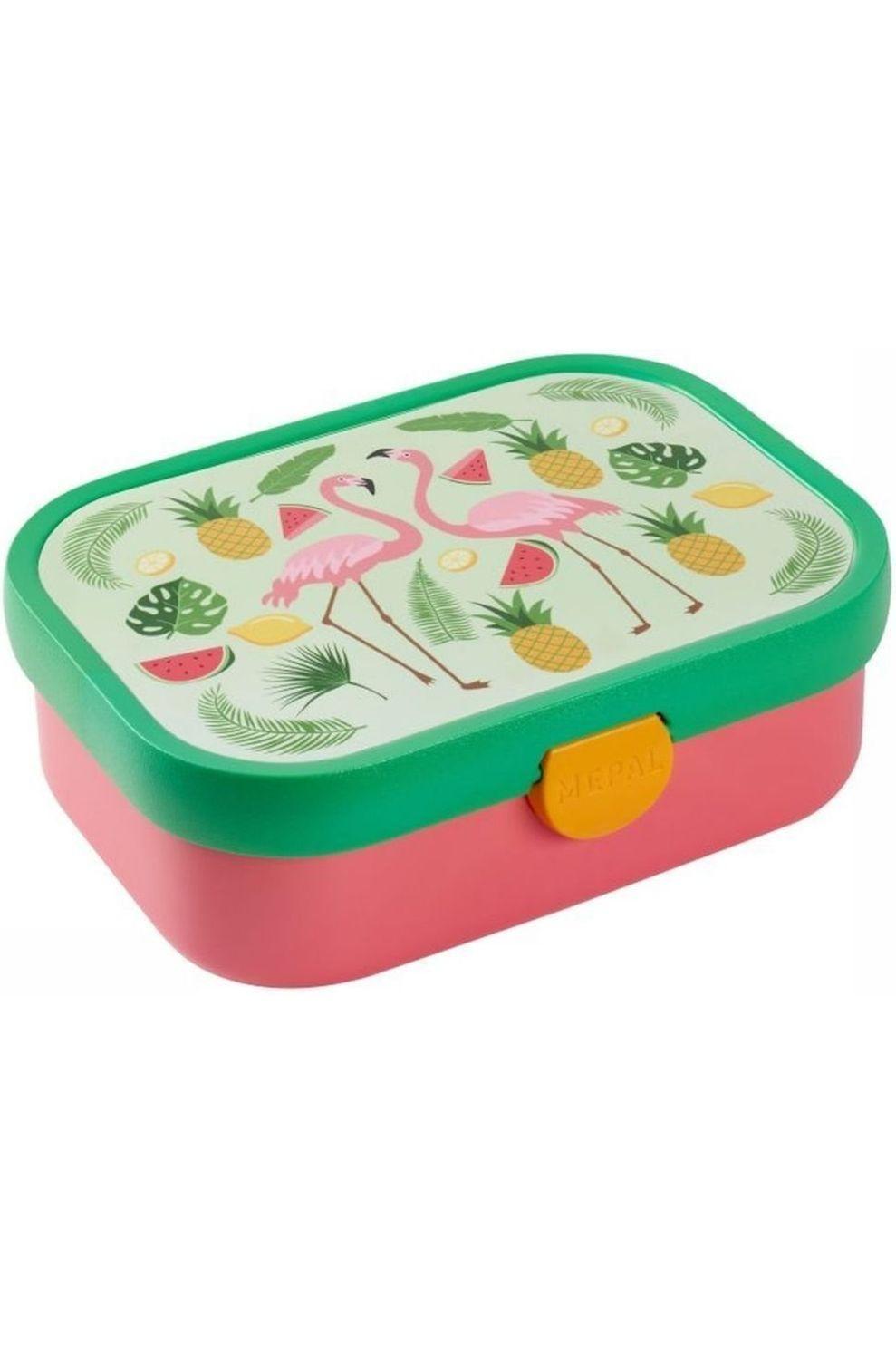 Mepal Voorraadpot Lunchbox Campus voor kids - Groen/Roze