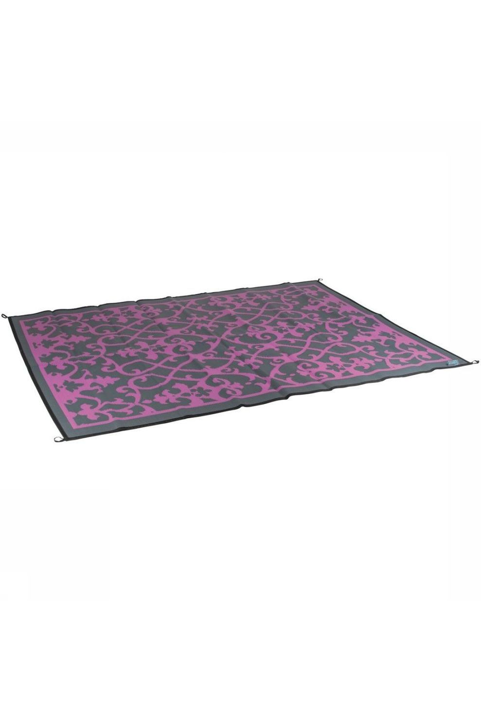 Bo-Leisure Diverse Chill Mat Lounge - Roze/Grijs