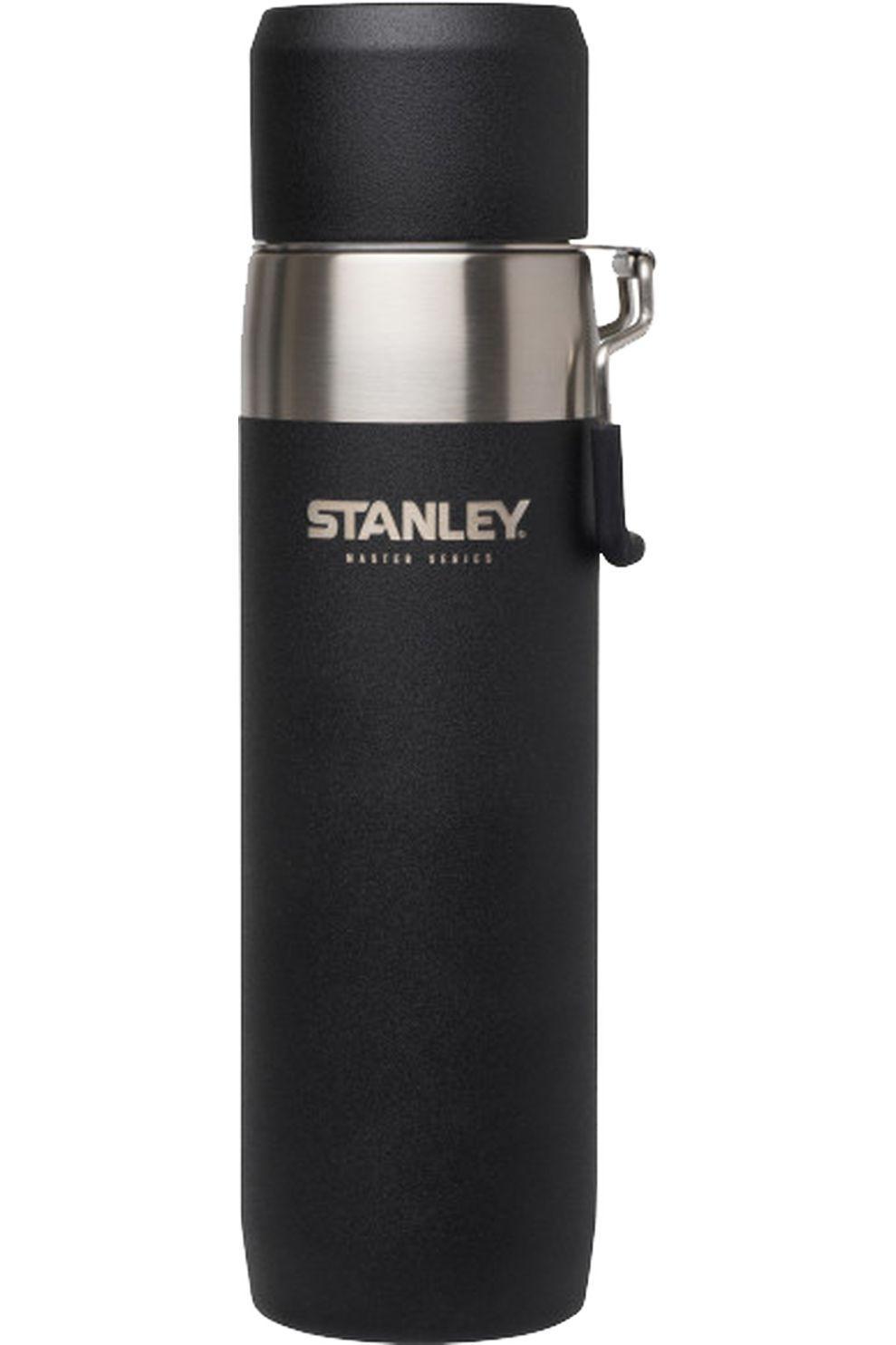 Stanley Drinkfles Master Vacuum Water Bottle 0,65L - Zwart