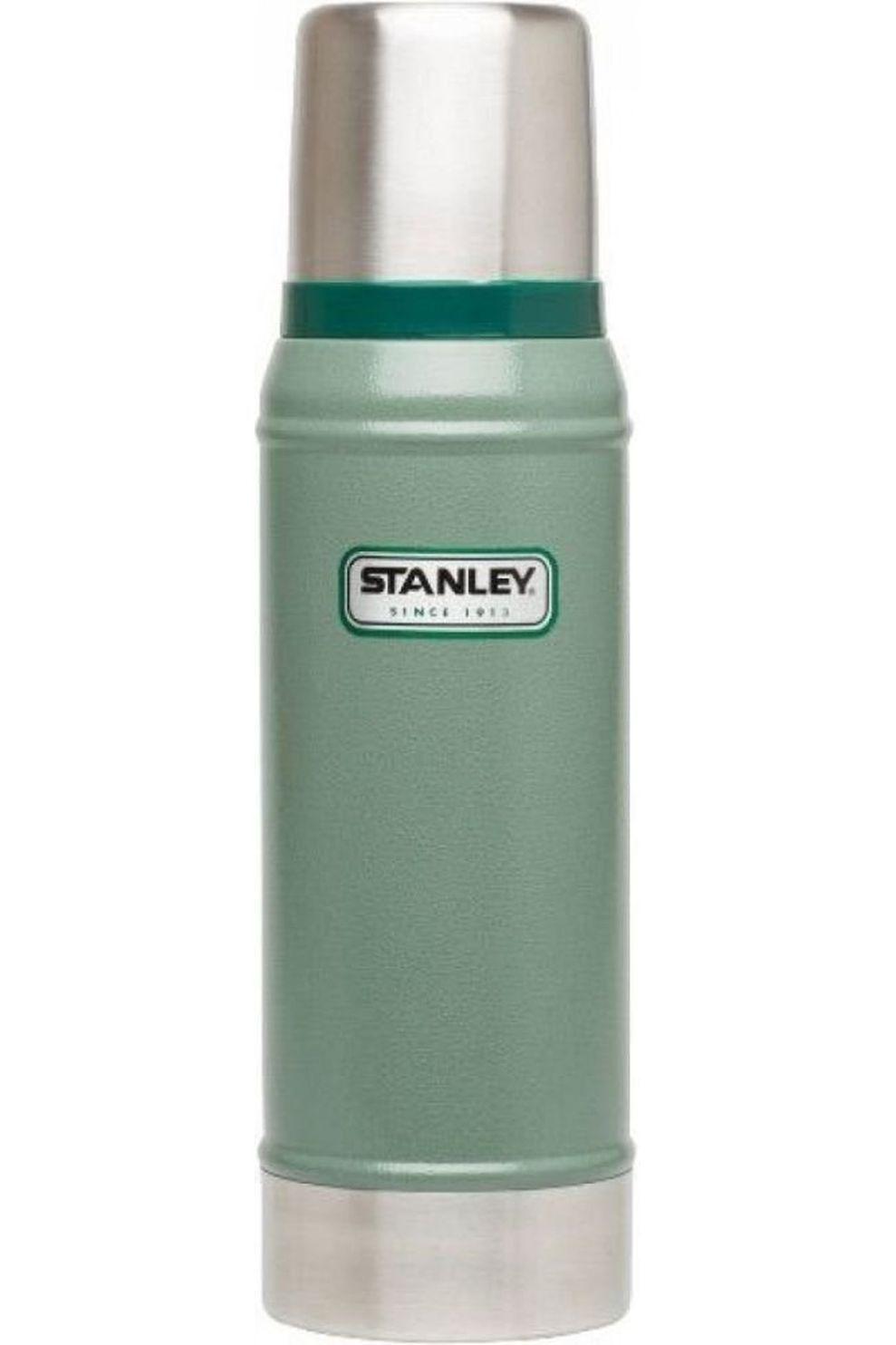 Stanley Isolatiefles Classic Vacuum Bottle 0,7L - LichtGroen