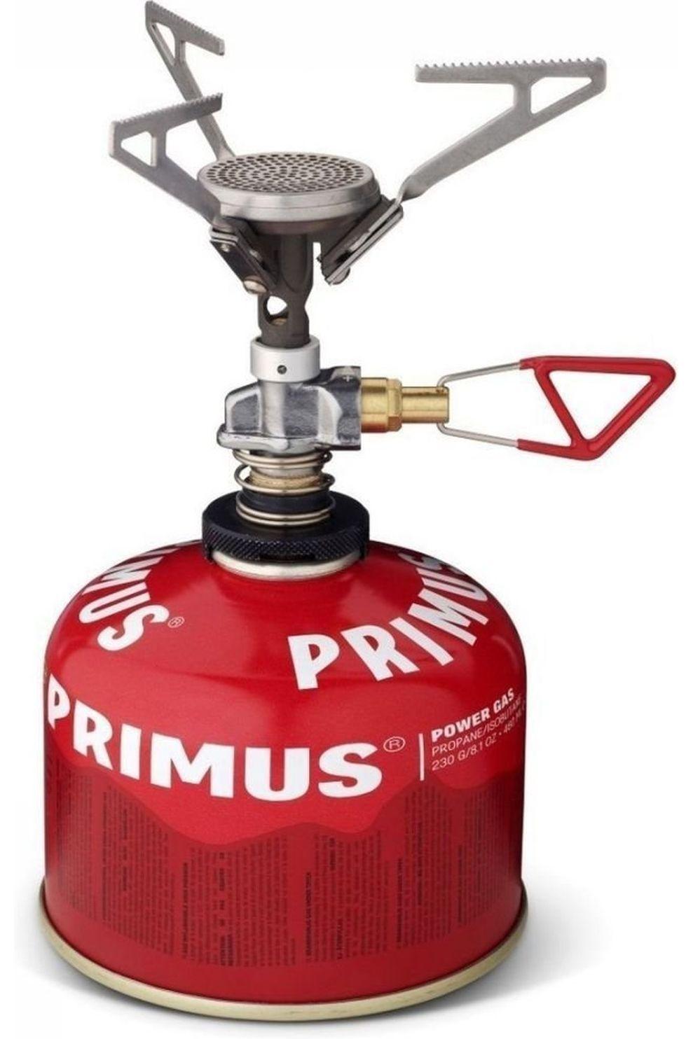 Primus Brander Microntrail Stove Duo - / Transparant