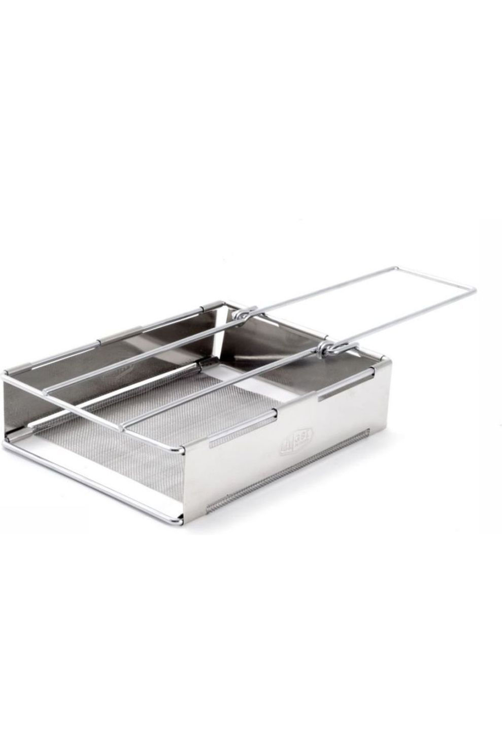 GSI Outdoors Pan Glacier Stainless Toaster - - Transparant