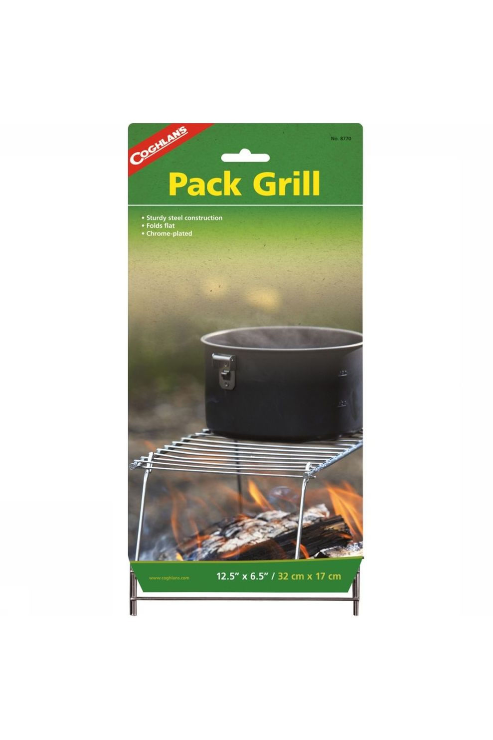 Coghlan's Diverse Pack Grill - - Transparant