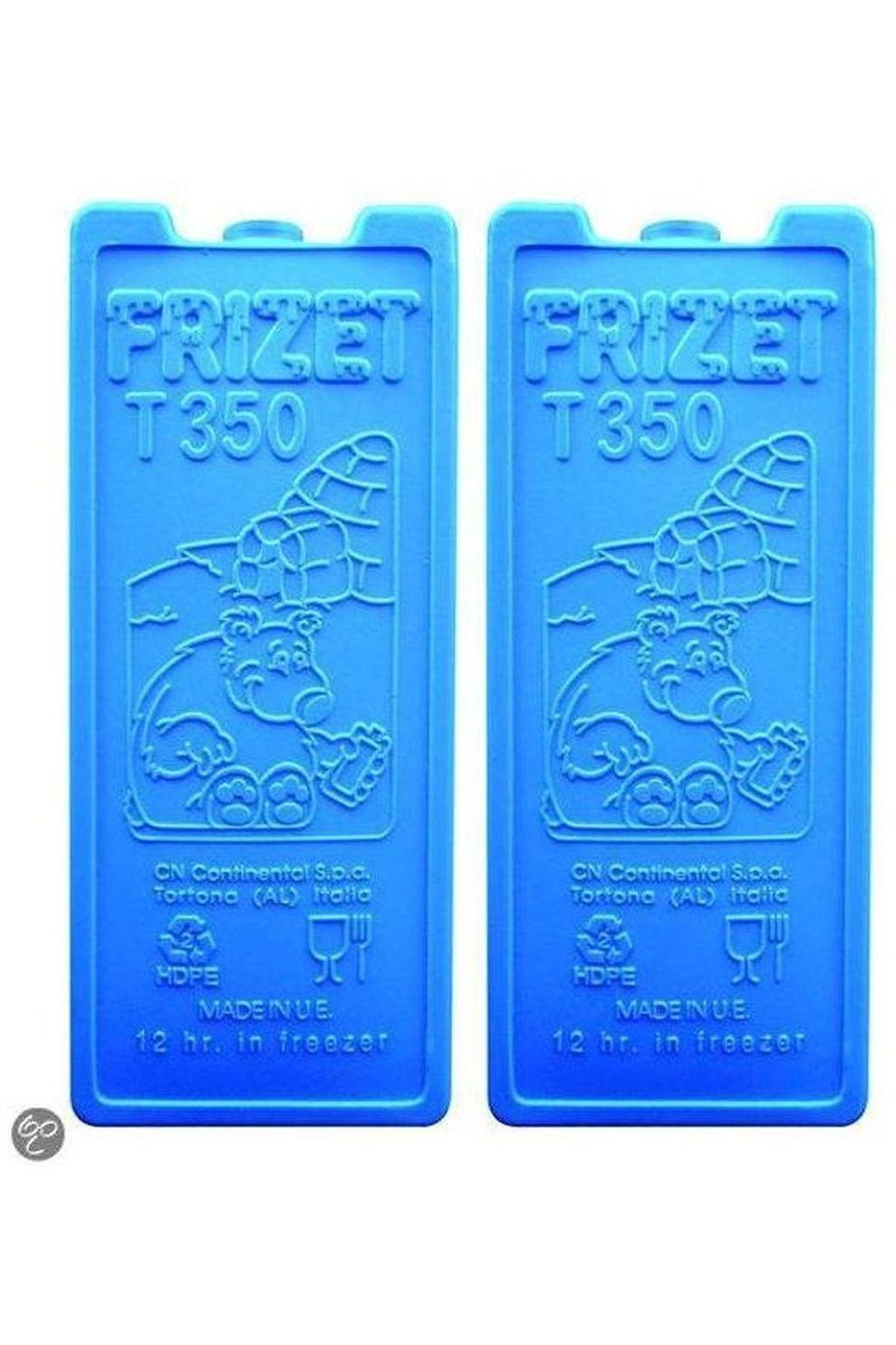 Transfilco Diverse Koelelement 2x359gr - - Transparant