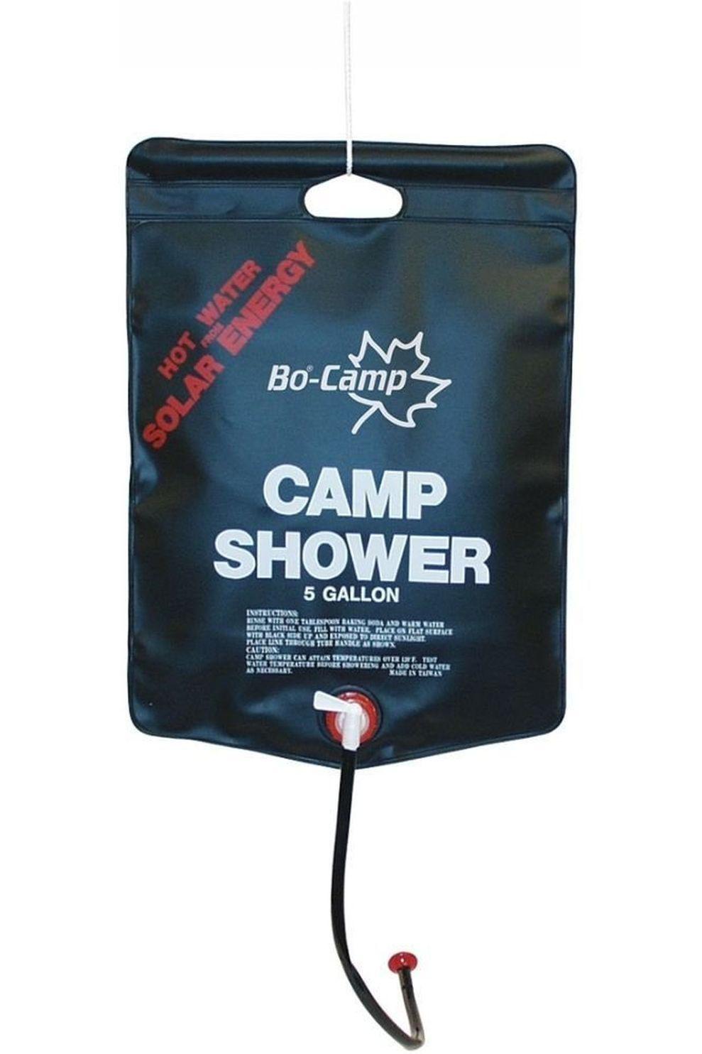 Bo-Camp Douche Solar Camp Shower - - Transparant