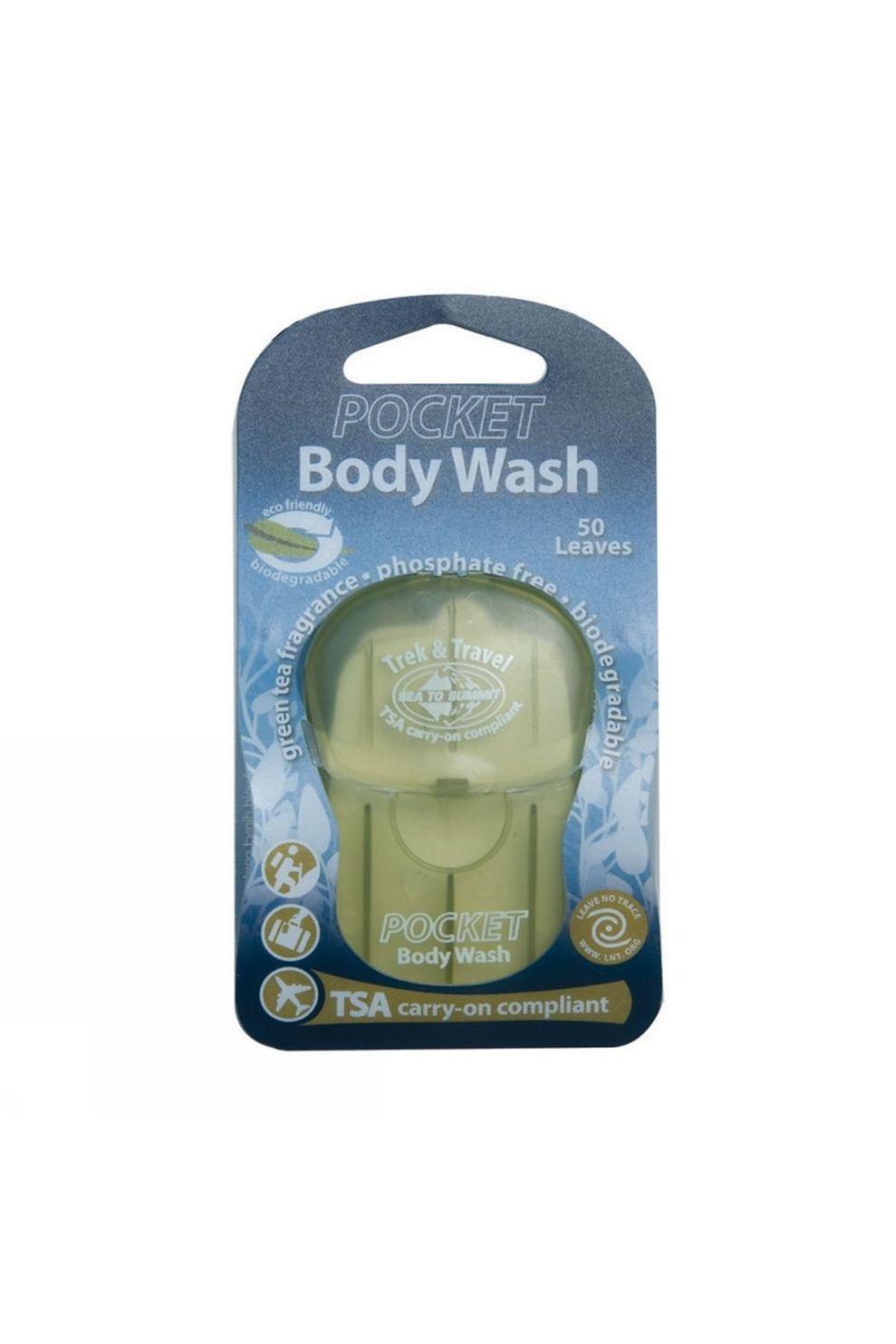 Sea To Summit Pocket Body Wash - / Transparant