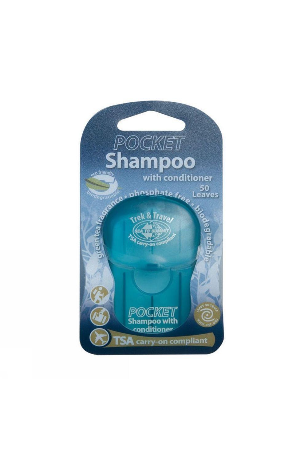 Sea To Summit Pocket Shampoo - / Transparant