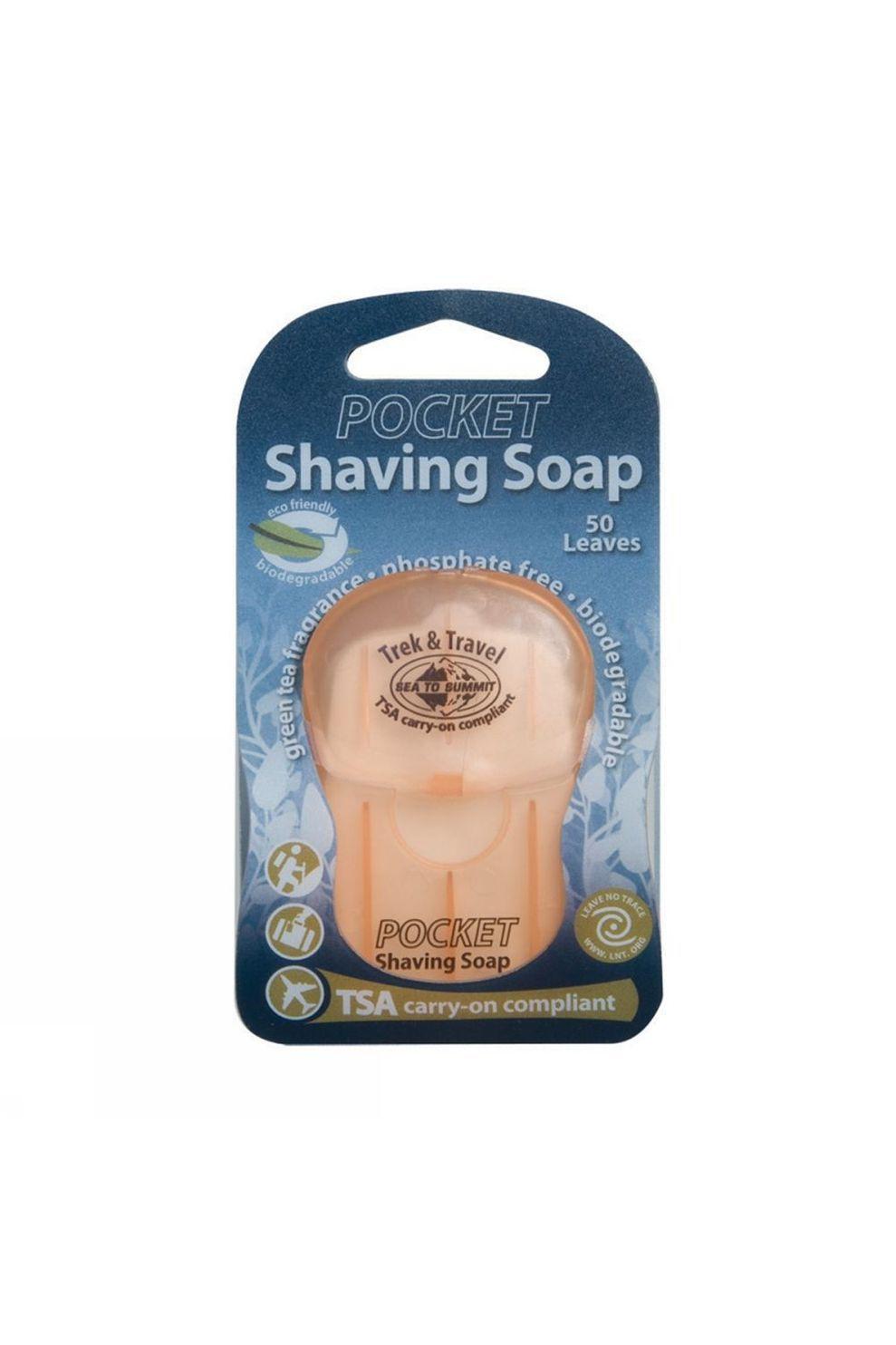 Sea To Summit Scheerzeep Shaving Cream - / Transparant