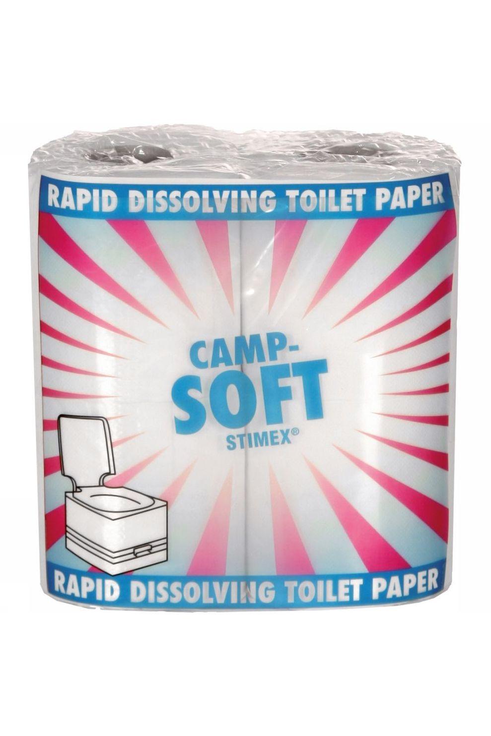 Stimex Toilet Super Soft Toiletpapier - / Transparant