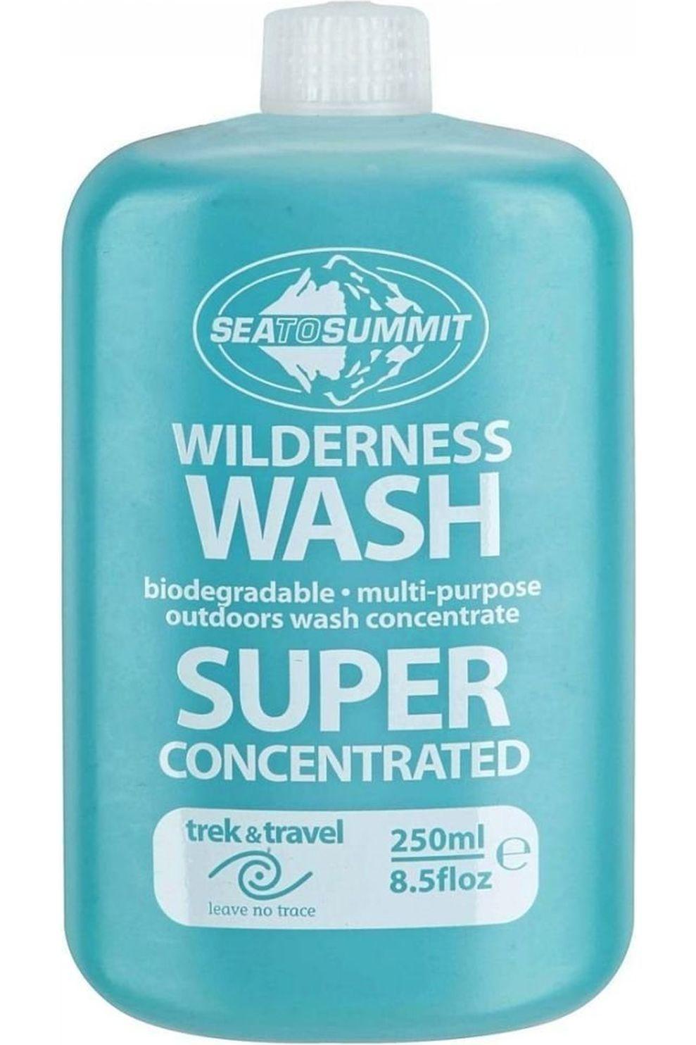 Sea To Summit Toilet Acc Wilderness Wash 250 ml - / Transparant