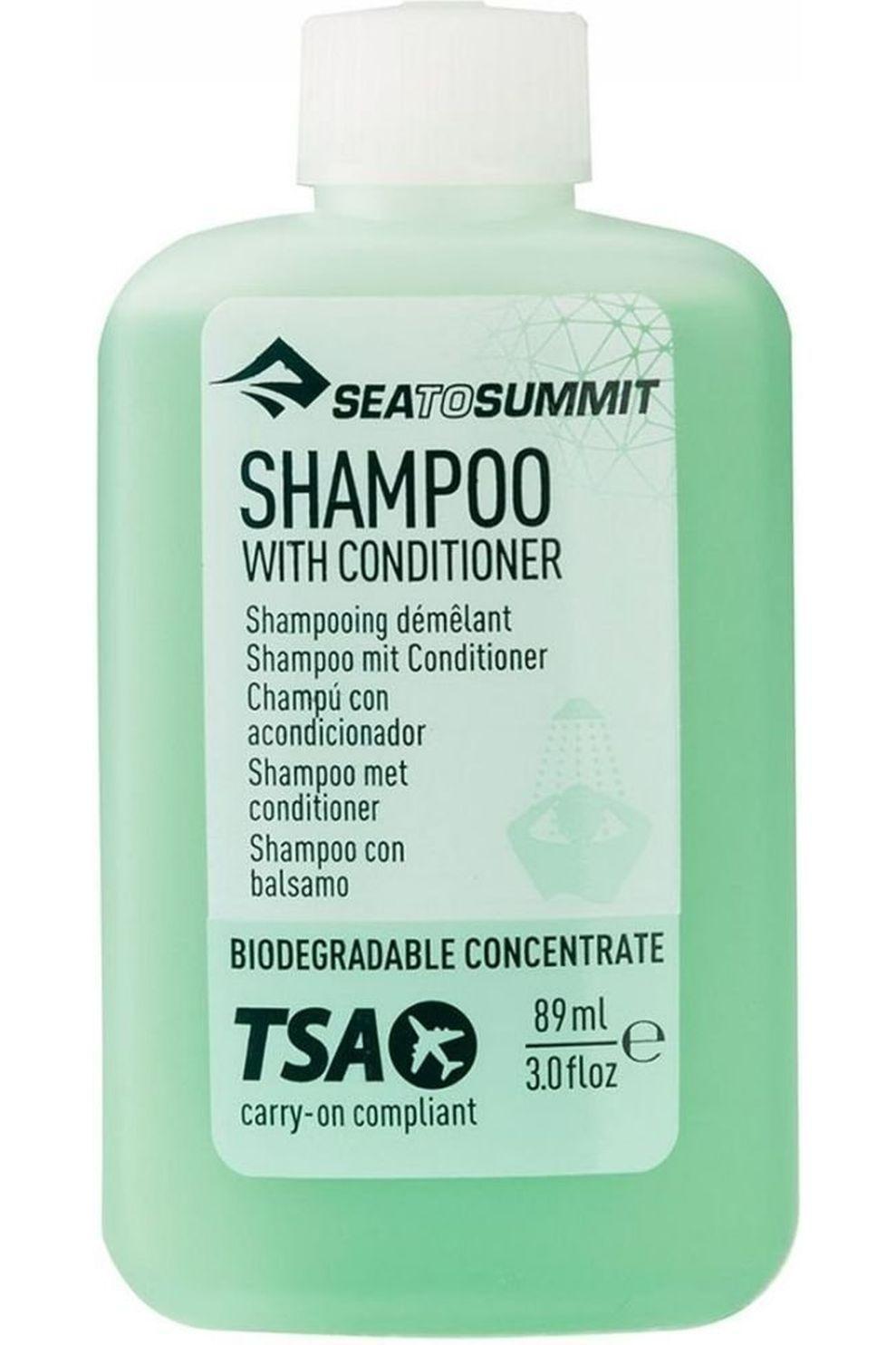 Sea To Summit Toilet Acc Liquid Conditioning Shampoo 89ml - / Transparant