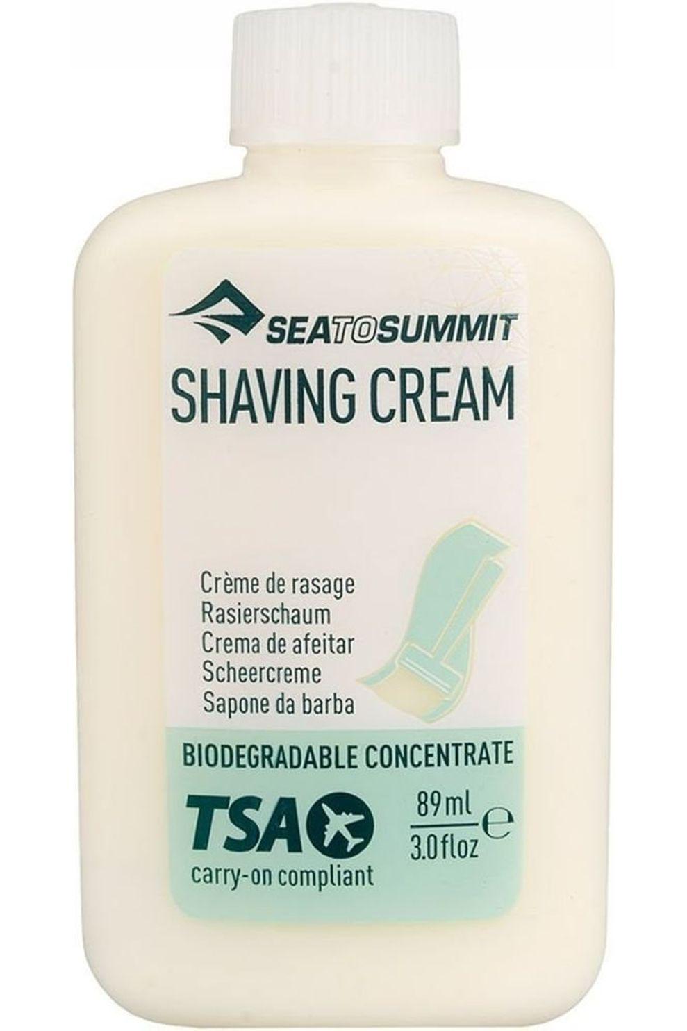 Sea To Summit Toilet Acc Liquid Shaving Cream 89ml - / Transparant