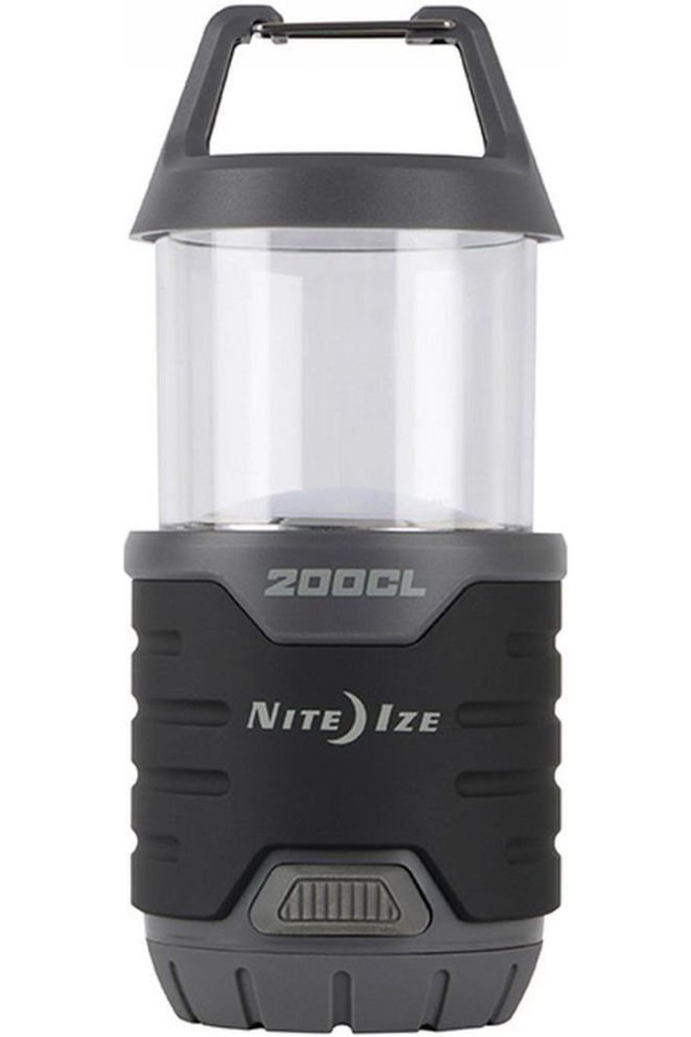 Nite Ize Verlichting Radiant 200 Collapsible Lantern + Flashlight - - Transparant