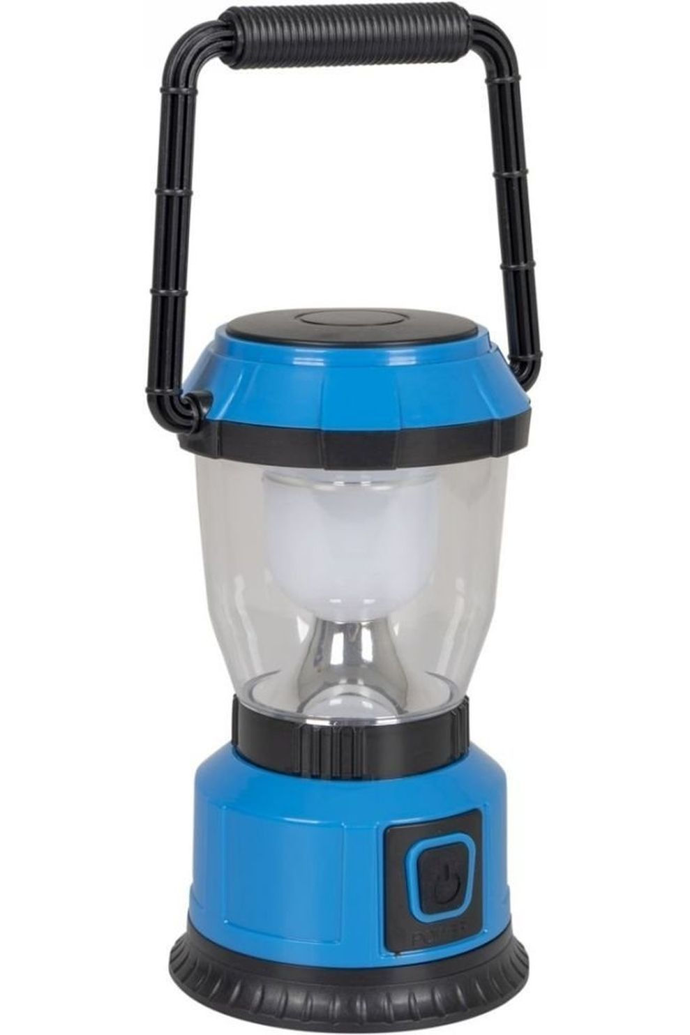 Camp Gear Verlichting Spark 60 Lumen - Zwart/Blauw