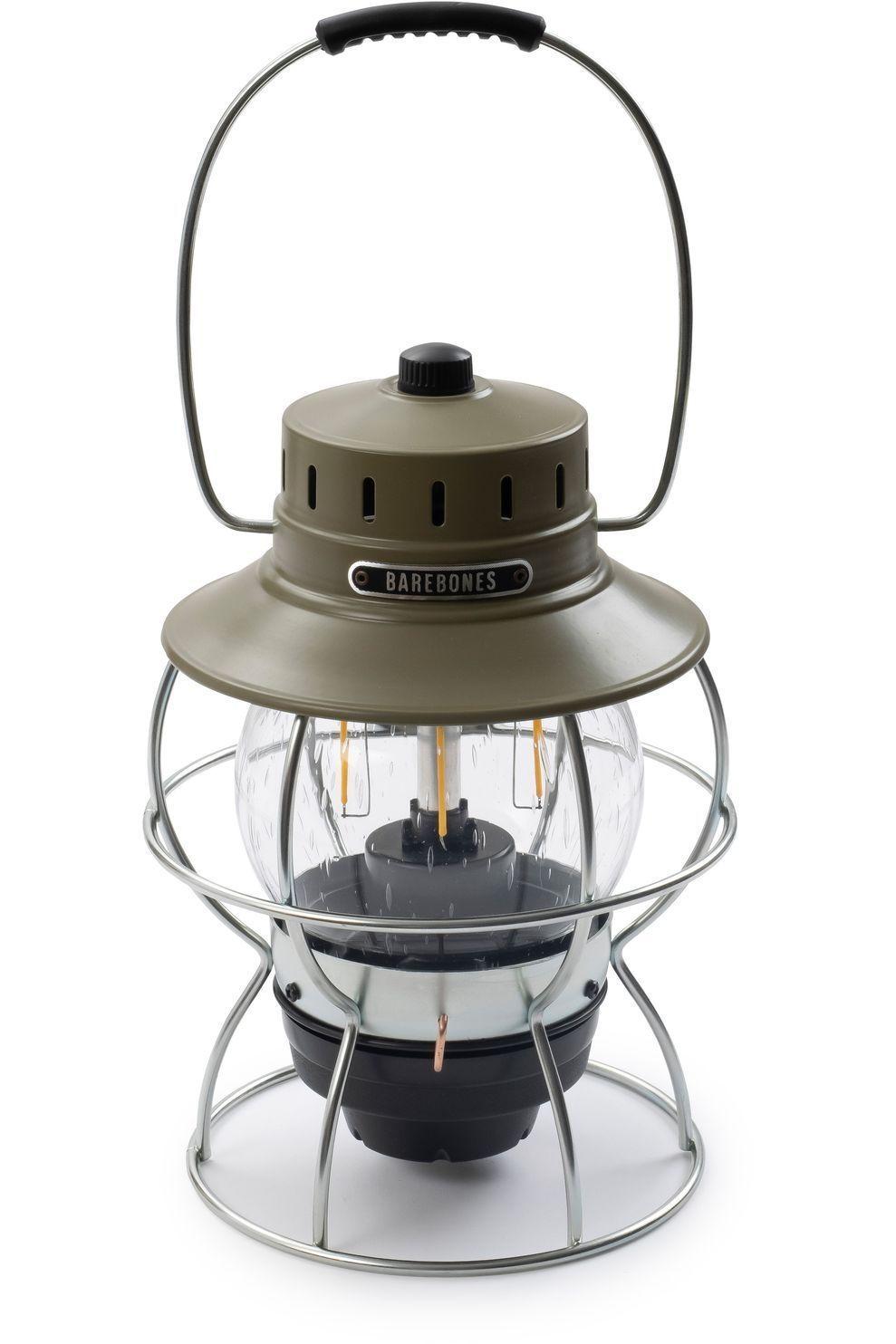 Barebones Living Verlichting Railroad Lantern - MiddenGroen