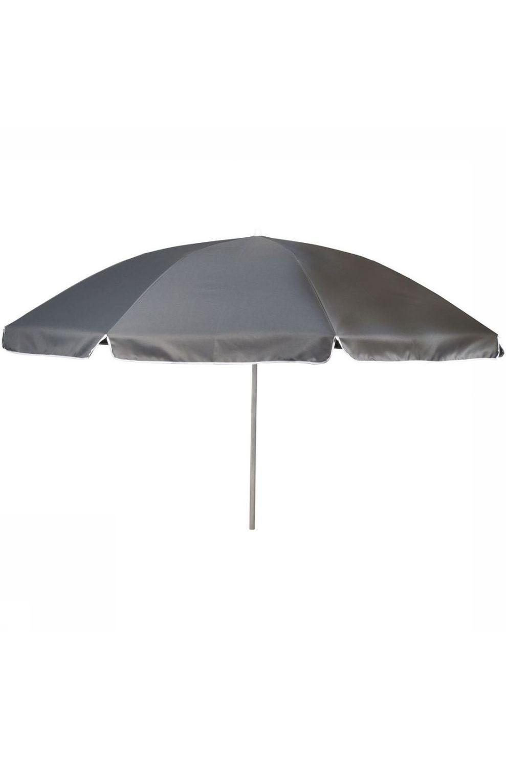 Van Assendelft Diverse Parasol Ø 200 Cm - Grijs
