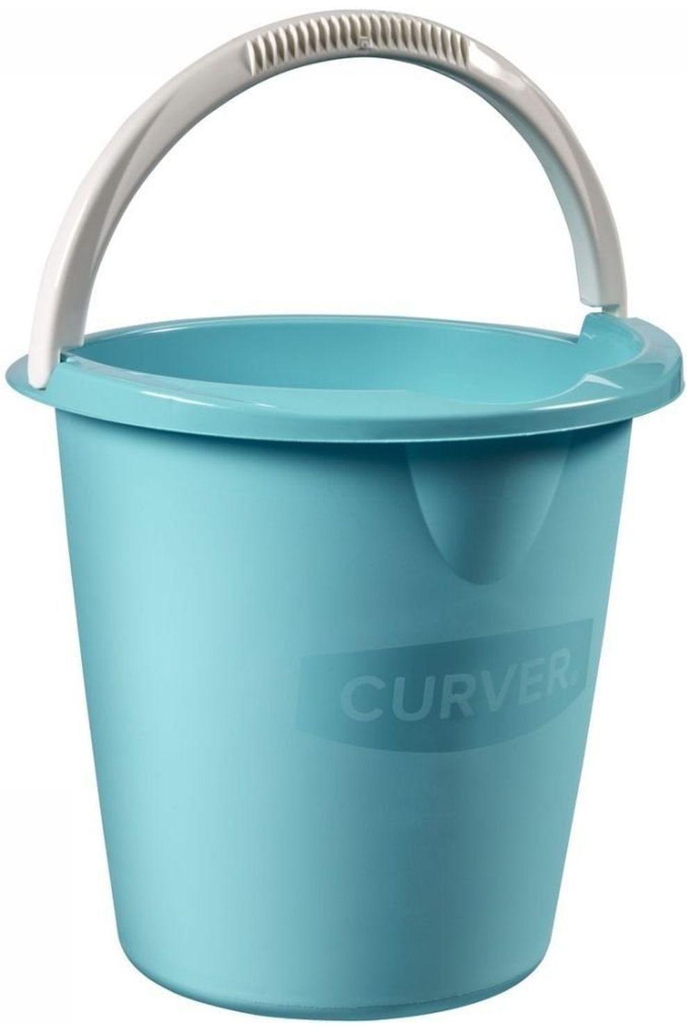 Curver Diverse Emmer Met Schenktuit - Blauw