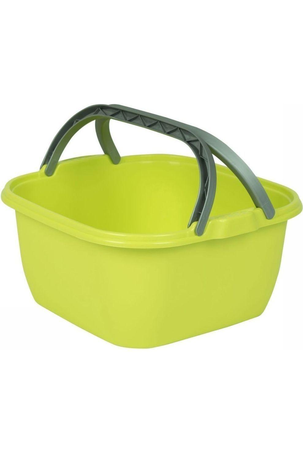 Van Assendelft Diverse Afwasbak Vierkant 13 Liter - Groen