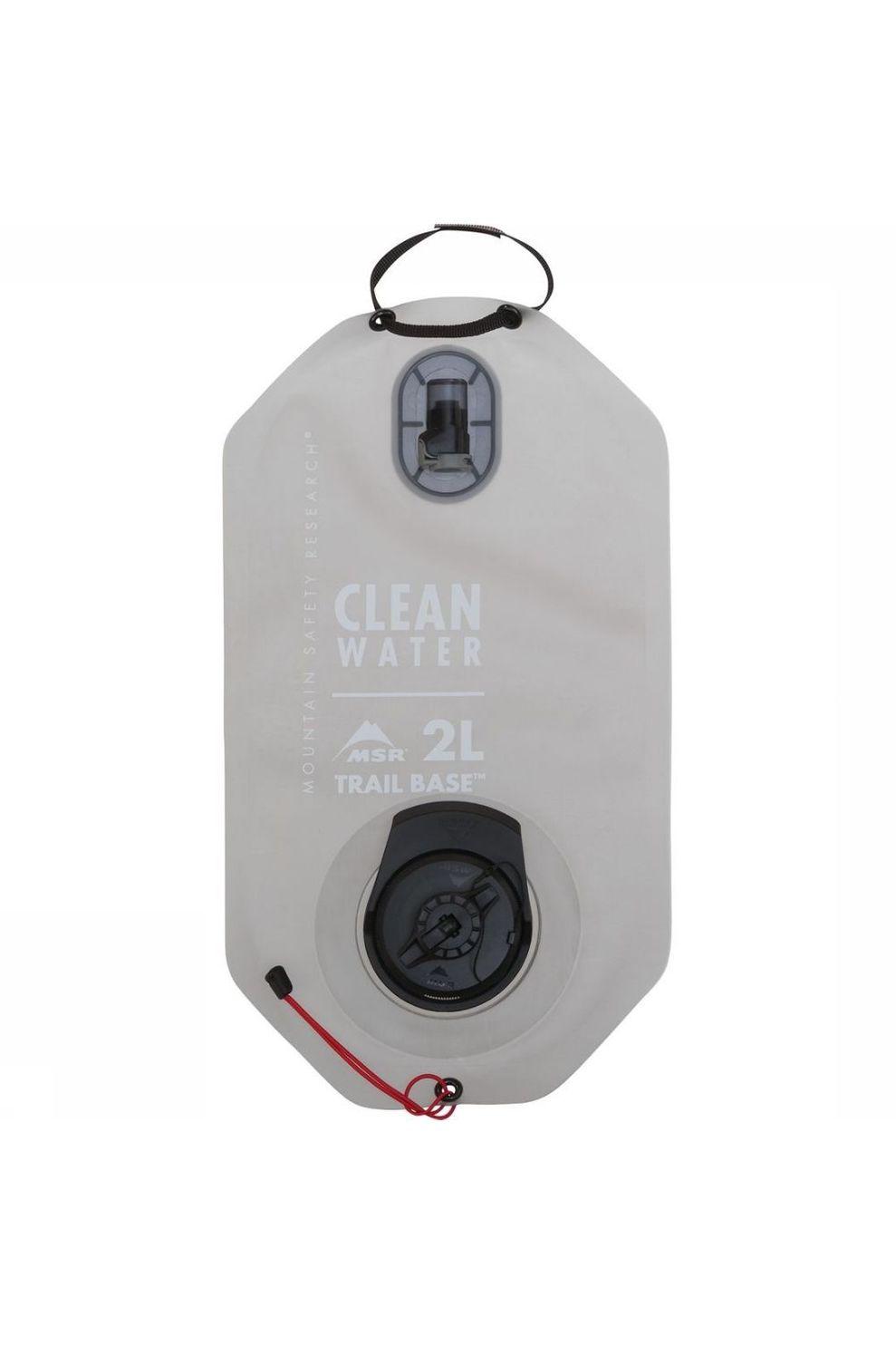 MSR Diverse Trail Base Water Filter 2L - - Transparant