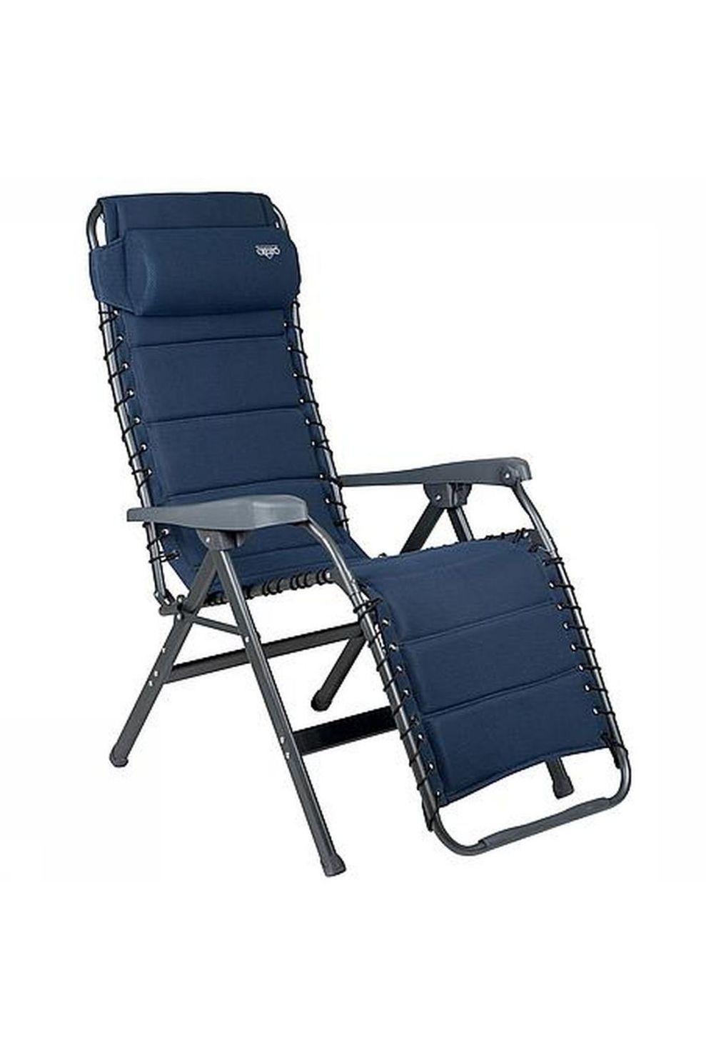 Crespo Relaxstoel Ap-232 Air-Deluxe - Blauw