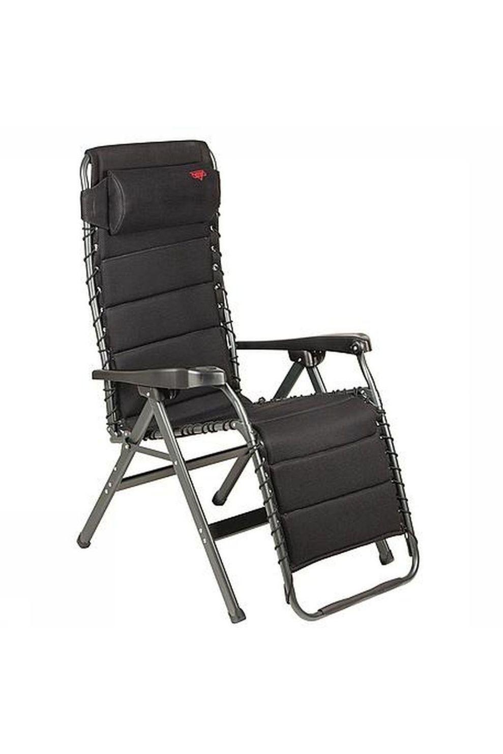 Crespo Relaxstoel Ap-232 Air-Deluxe - Zwart