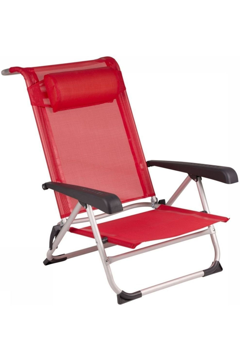 Red Mountain Relaxstoel Deluxe Saint-Tropez - Rood