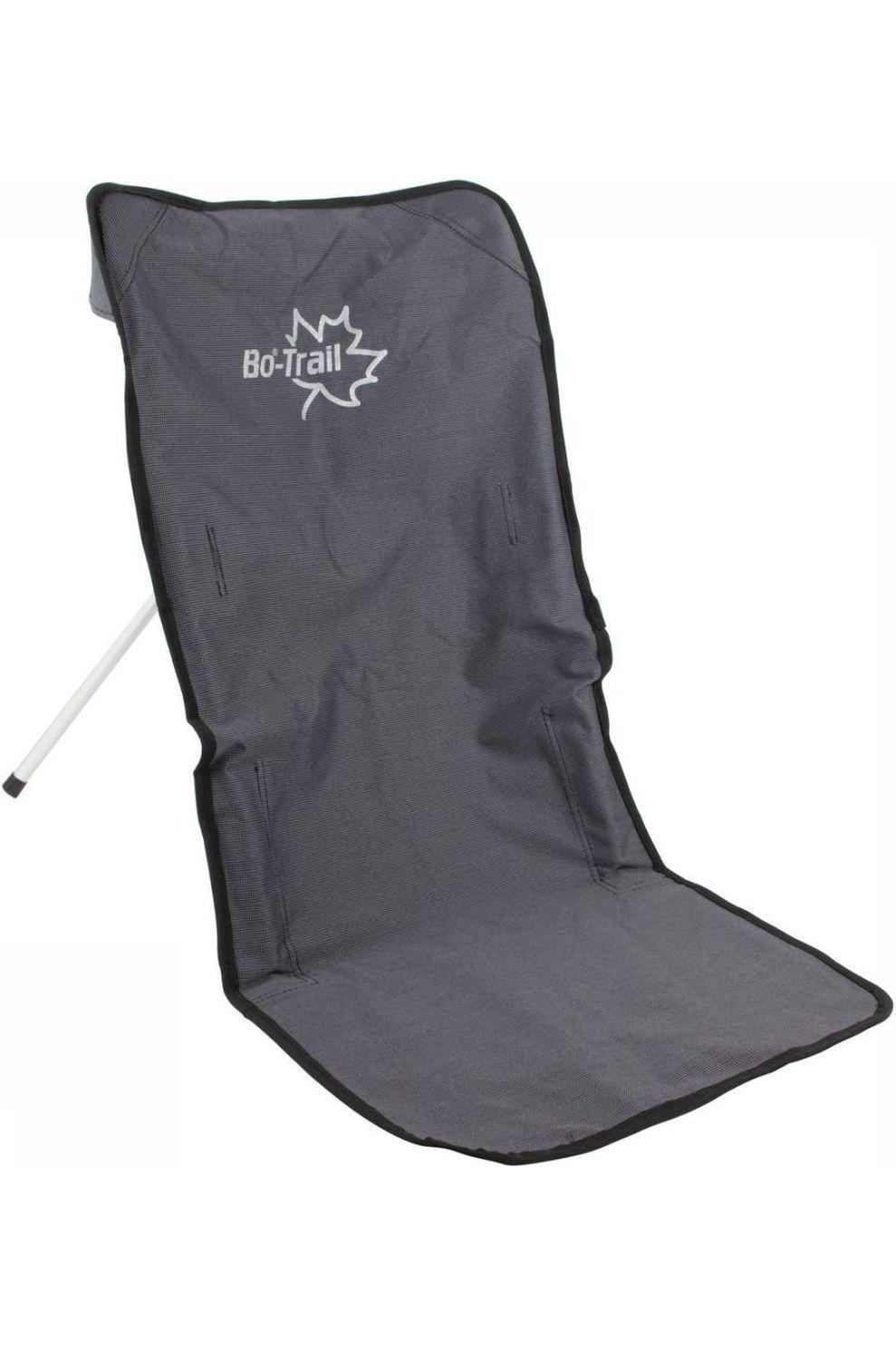 Bo-Trail Reisstoel Compact Backpackers Stoel Oprolbaar - Grijs
