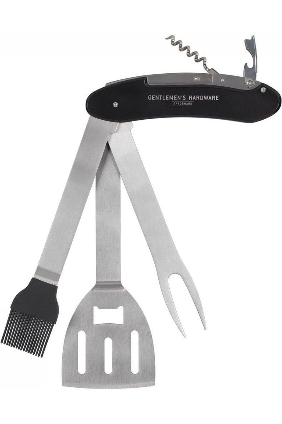 Gentlemen's Hardware Barbecue Multi-Tool - Grijs