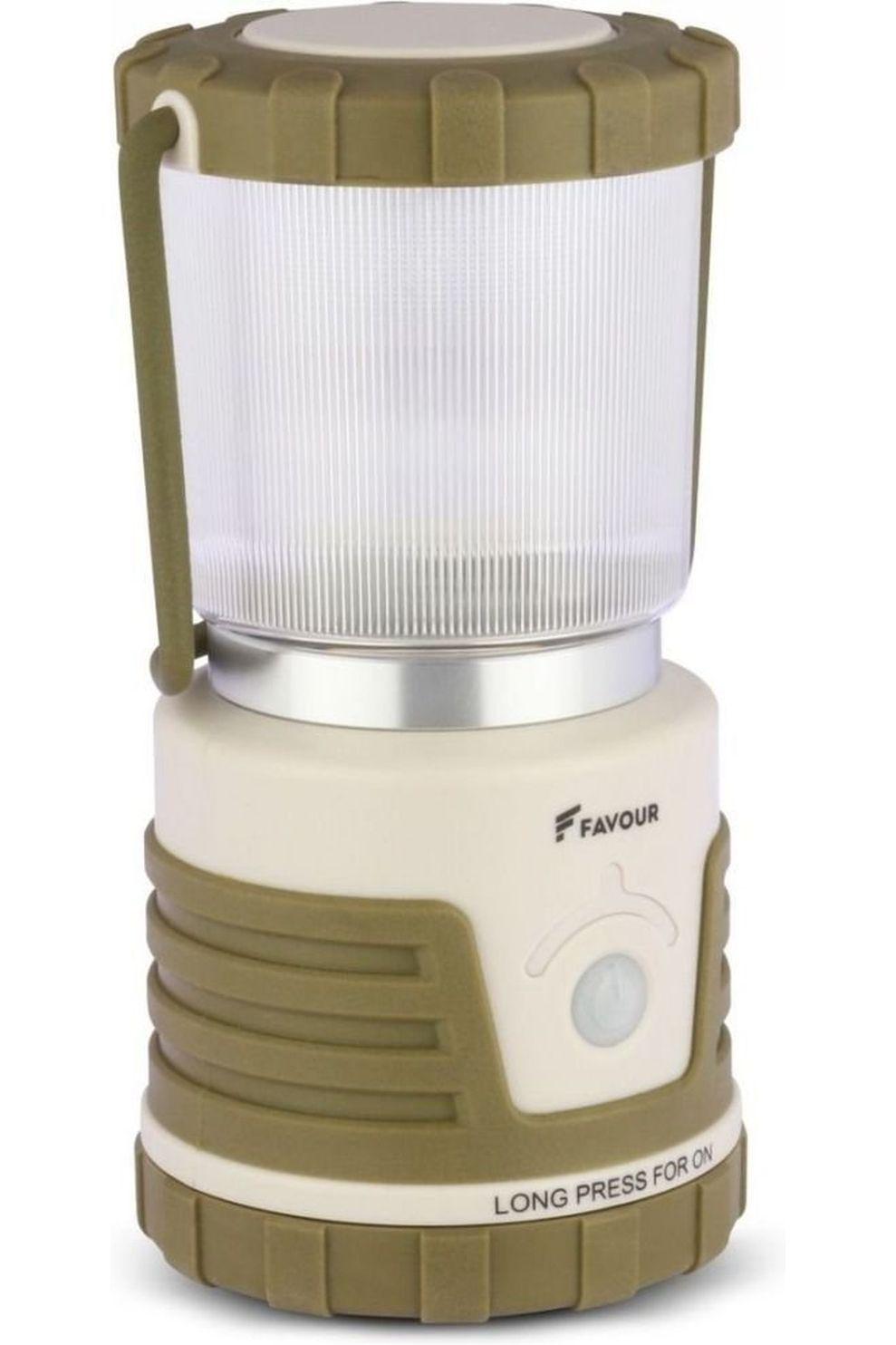 Favour L0434 Lantern 530LM - MiddenGroen/Wit