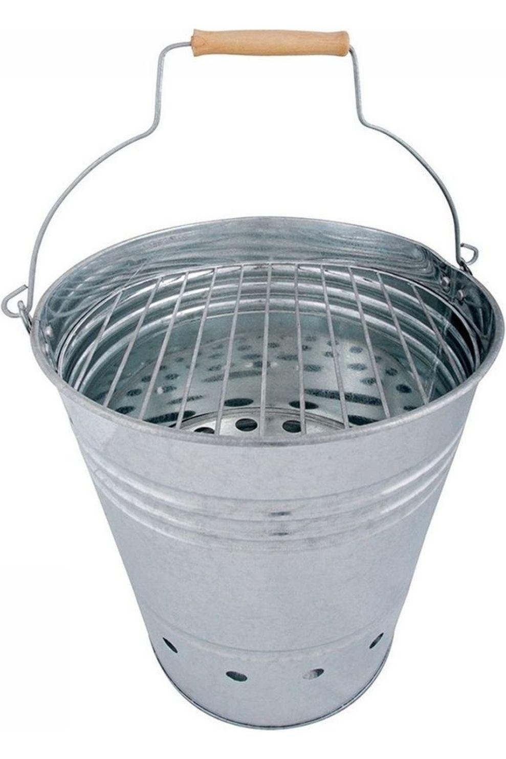 Esschert BBQ Bucket - Grijs