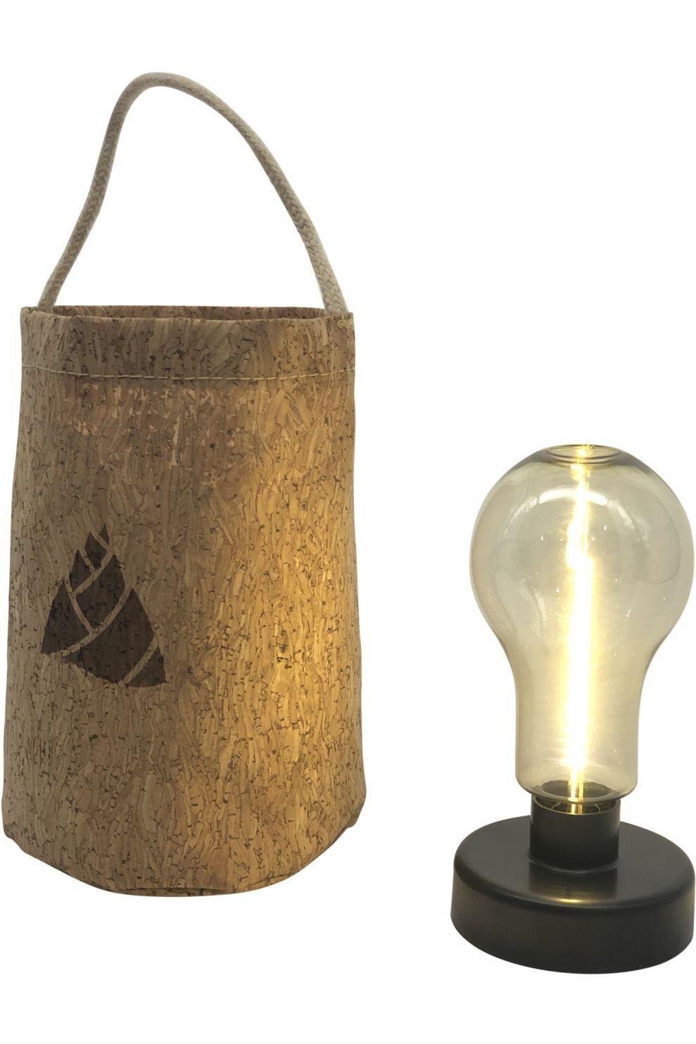 Human Comfort Lamp Gers Jute - Bruin/Zwart