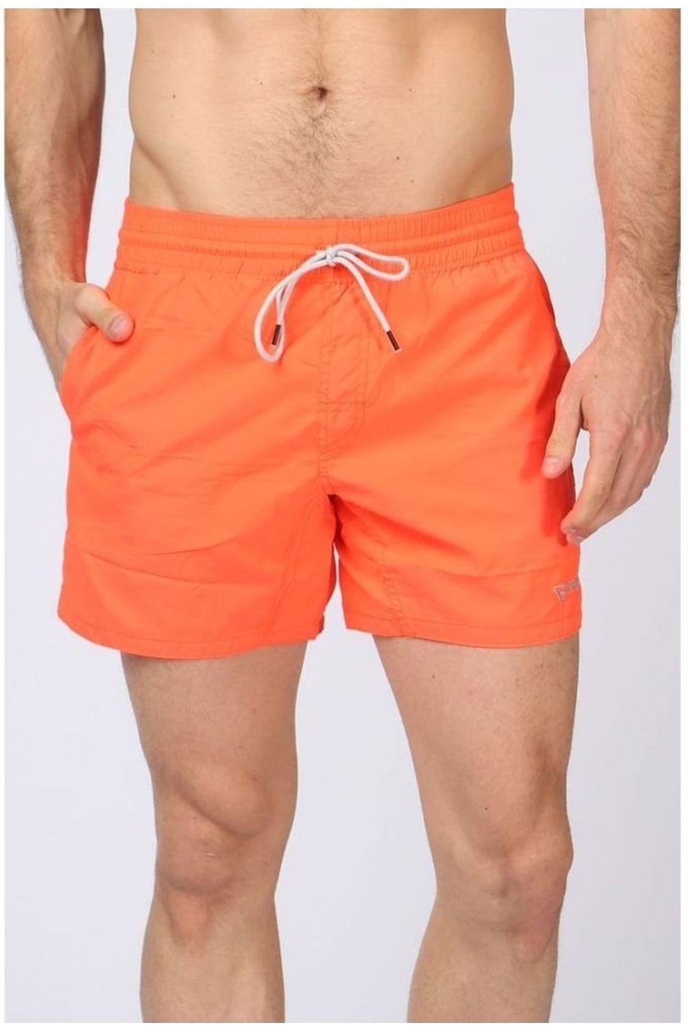 Brunotti Zwemshort Crunot voor heren - Oranje - Maten: M, XL, XXL