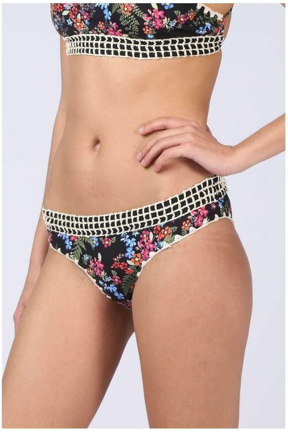 Quintsoul Slip Midnight Dream Regular voor dames - Zwart - Maten: S, L, XL