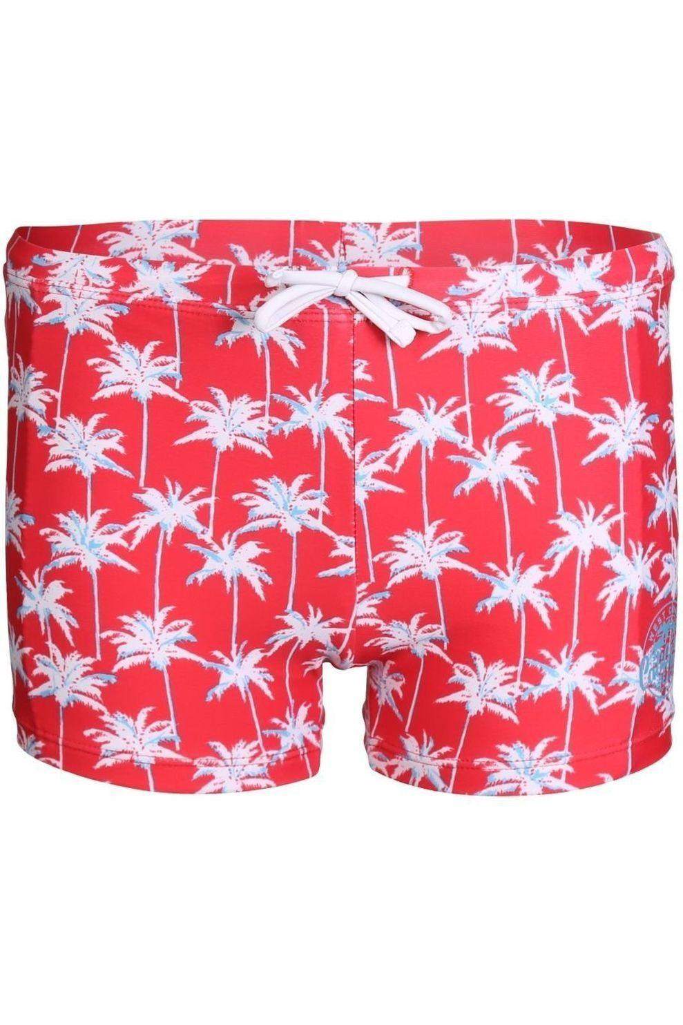 Knot so bad Slip Palm voor jongens - Rood - Maat: 164