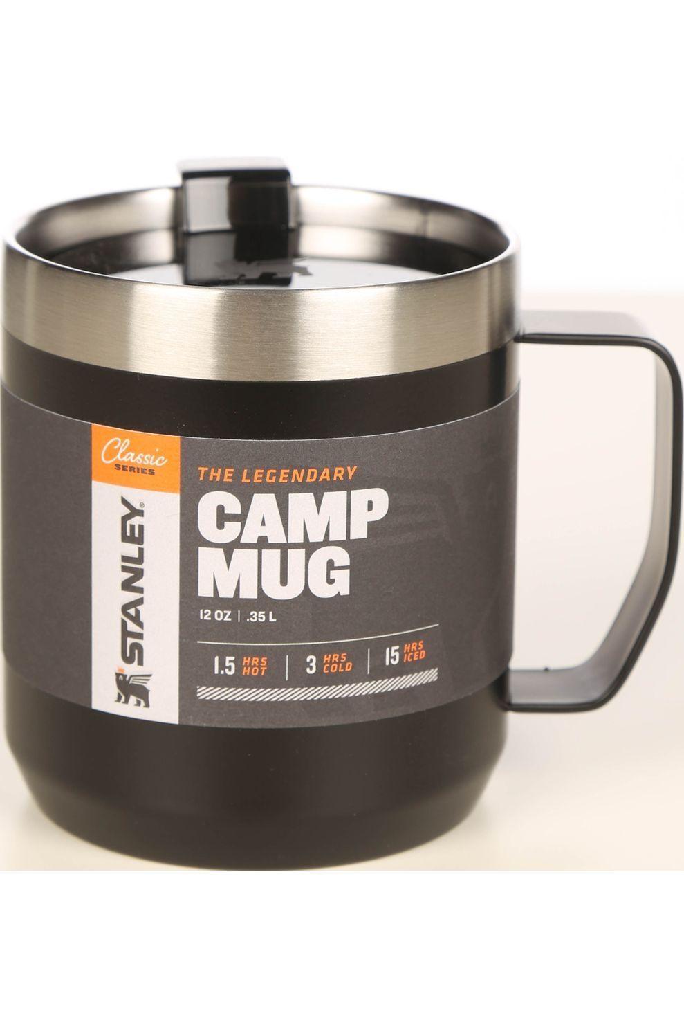 Stanley Camp Mug - Zwart