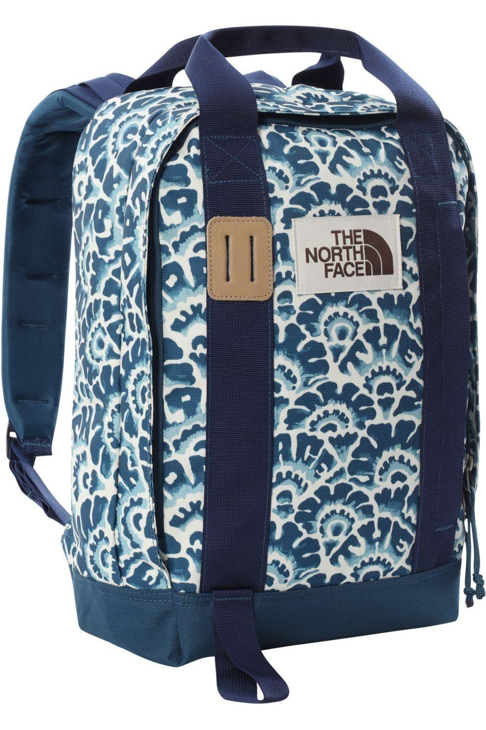 The North Face Dagrugzak Tote Pack - Blauw