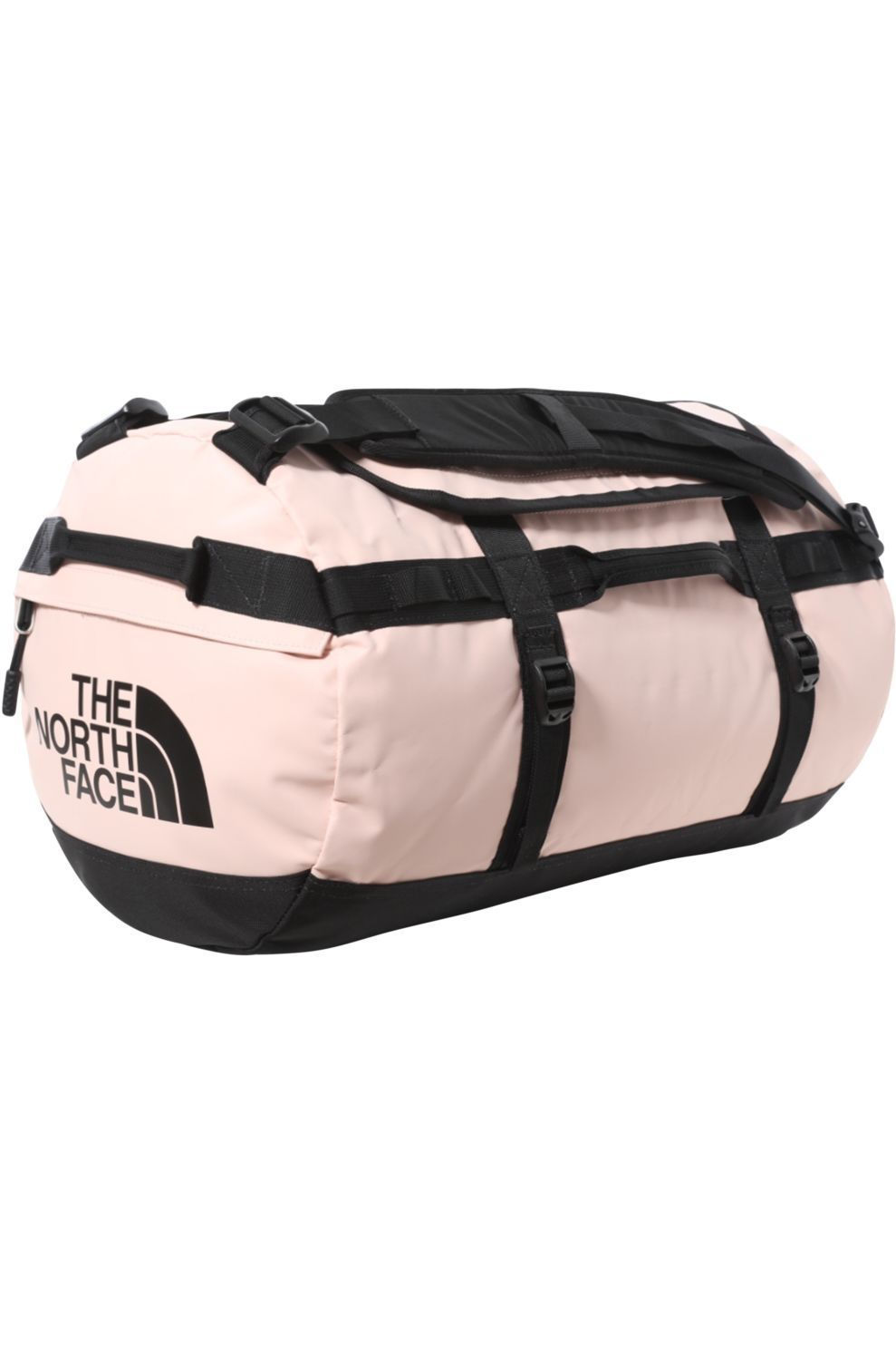 The North Face Reistas Base Camp Duffel S/50L - Roze/Zwart - Maat: S