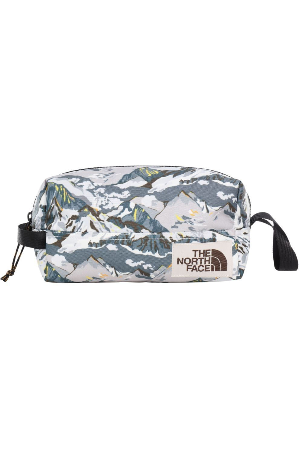 The North Face Toilettas Liberty Toiletry Kit - Wit/Grijs