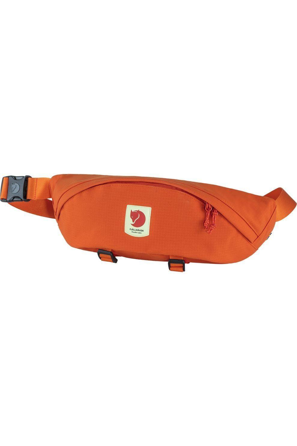 Fjällräven Heuptas Ulvö Hip Pack Large - Oranje/Logo