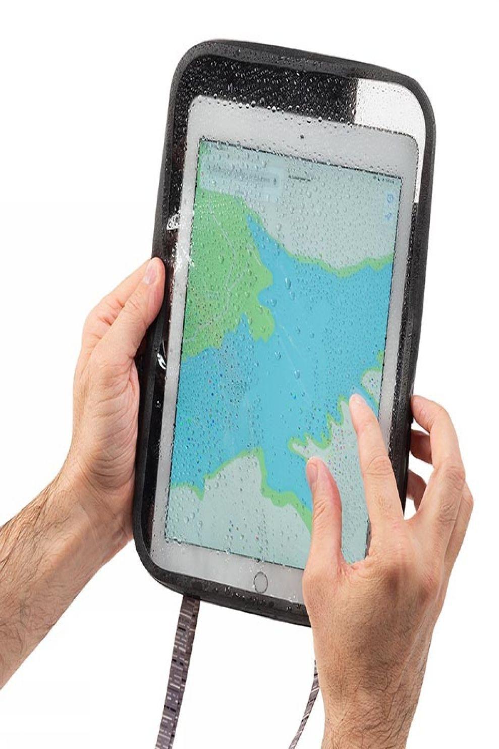 Nite Ize Waterdichte Zak Runoff Waterproof Tablet Case - Grijs
