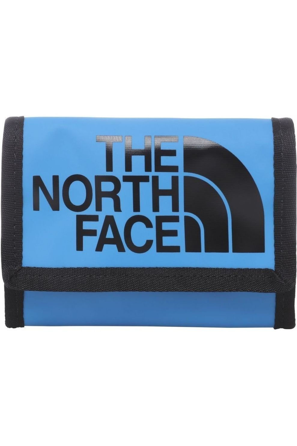 The North Face Portefeuille Base Camp Wallet - Blauw /Zwart