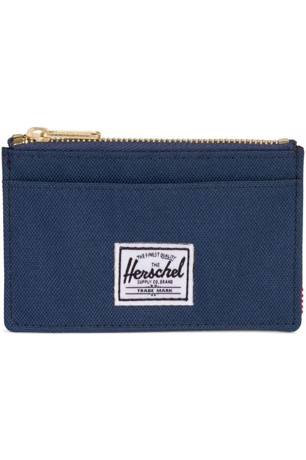 Herschel Supply Portefeuille Oscar - Blauw