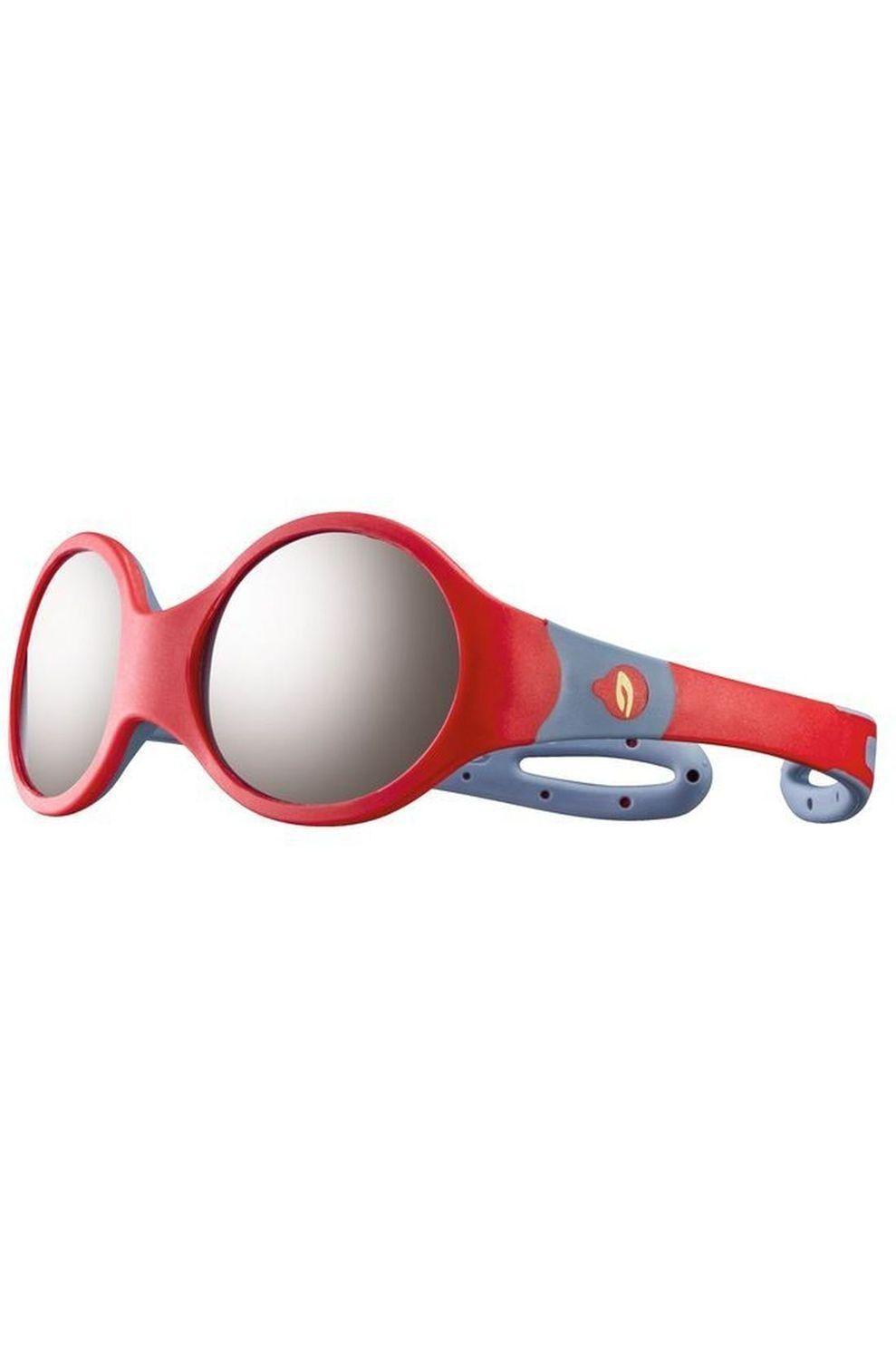 Julbo Bril Loop M voor kids - Rood/Grijs