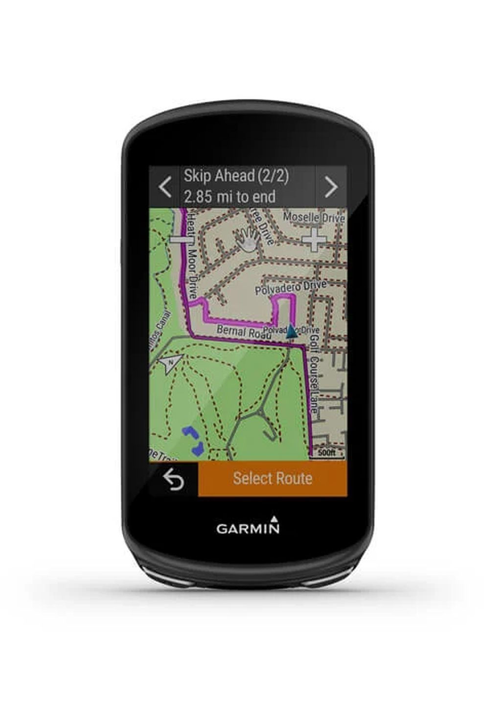 Garmin GPS Edge 1030 Plus - - Transparant