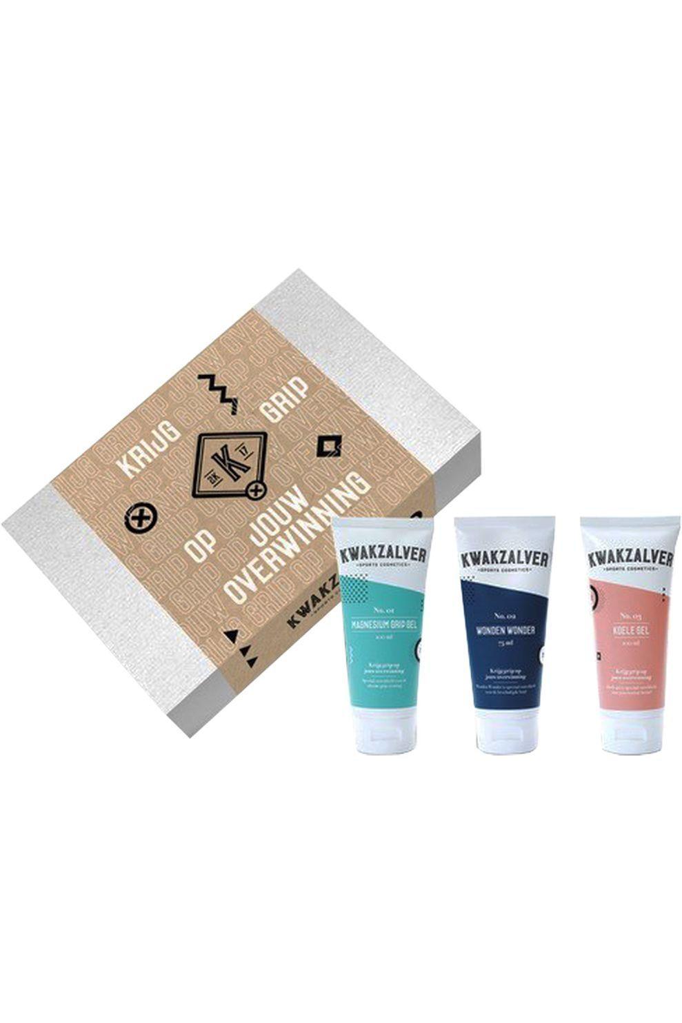 Kwakzalver Crème Giftbox De Klassieker