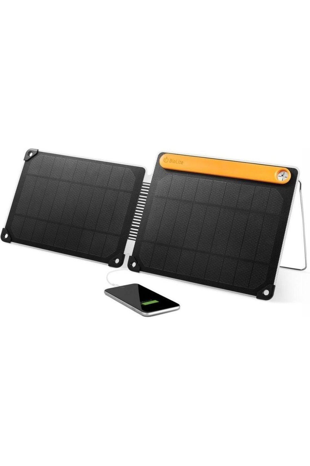 BioLite Oplader Solarpanel 10+ (3000 Mah) - - Transparant