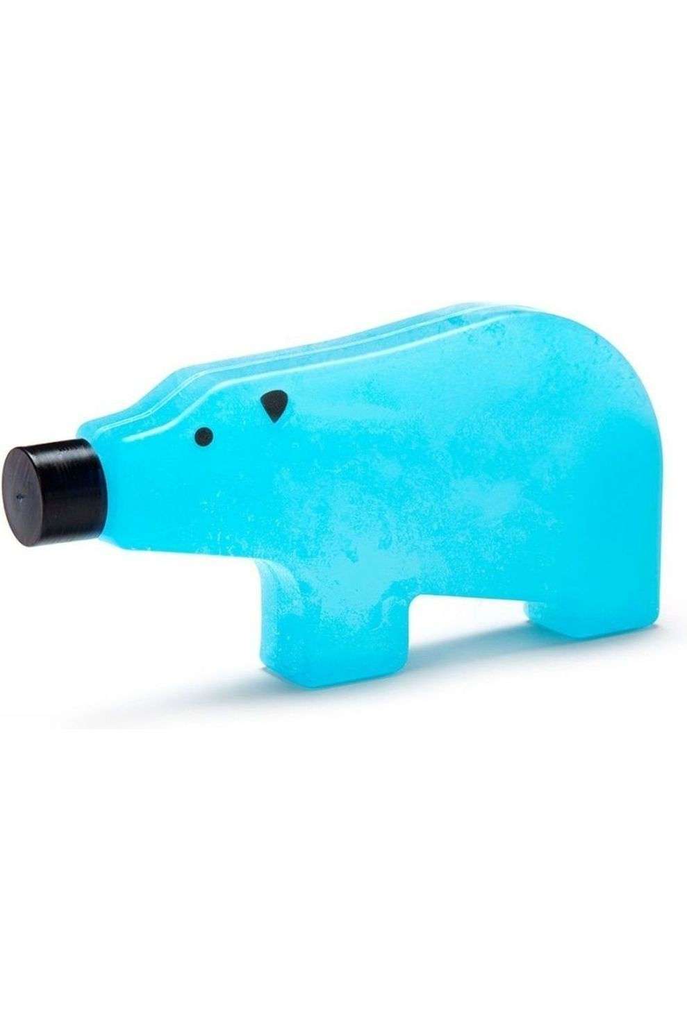 Monkey Business Blue Bear Cub Ice Pack - Blauw/Zwart