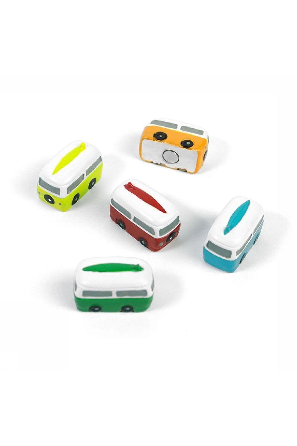 Trendform Camper Magnets - Assorti - Gemengd