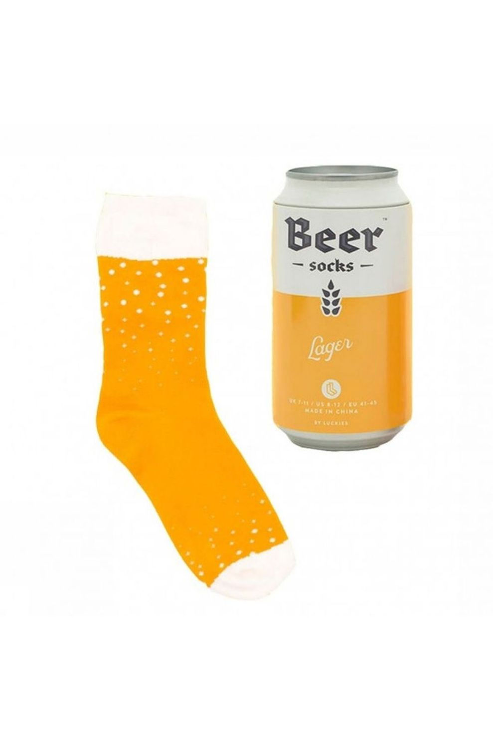 Luckies Gadget Beer Chaussettes