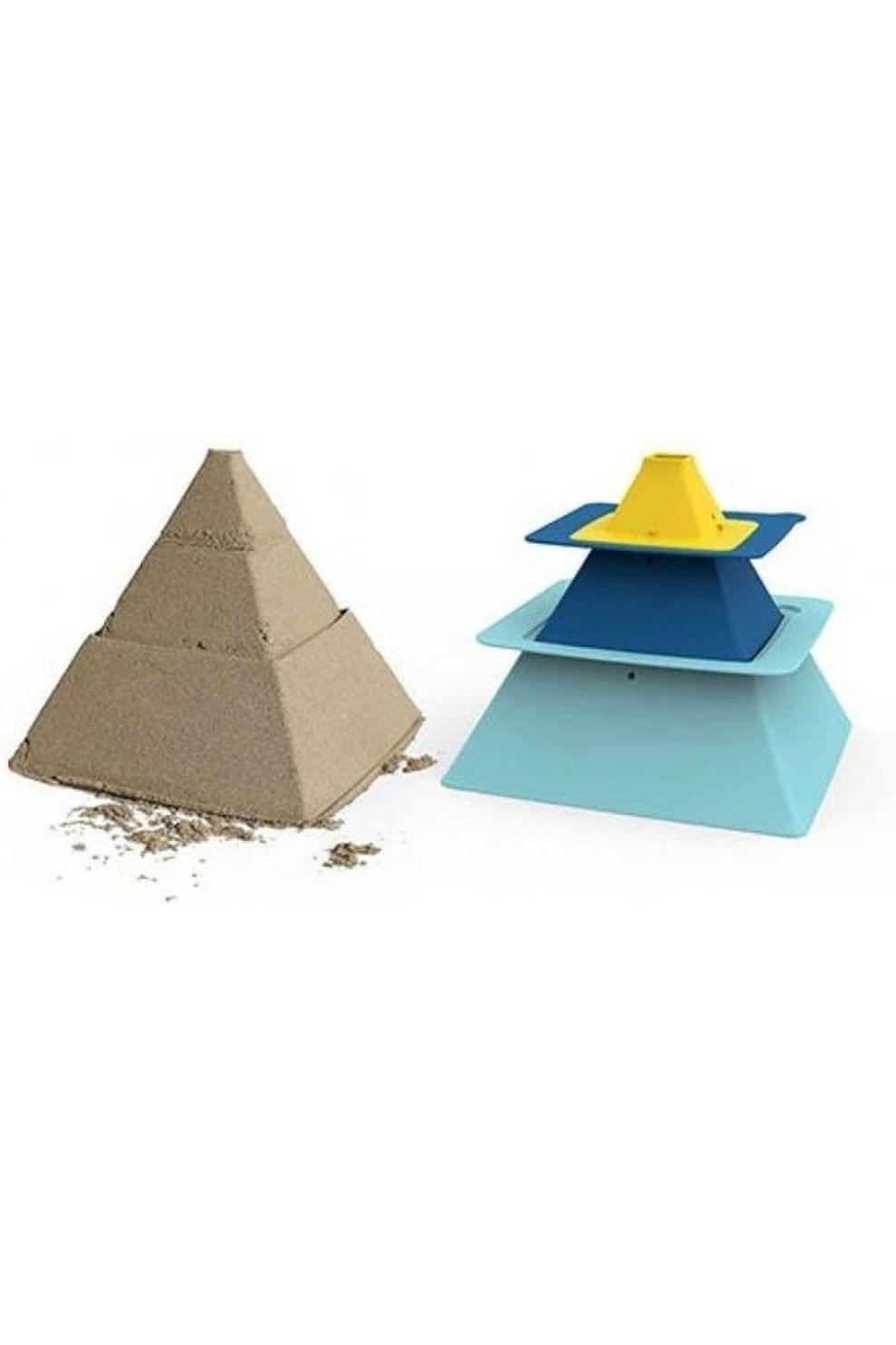 Quut Speelgoed Pira - Blauw/Geel